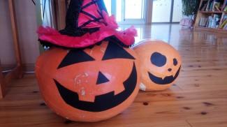 かぼちゃのおばけ